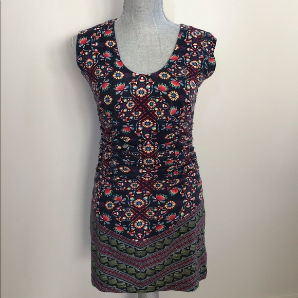 Free People Fitted Tunic Dress Cover-Up SZ M
